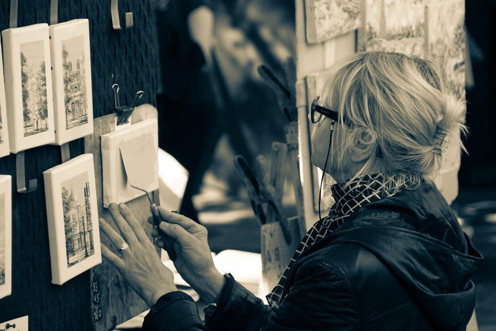 Montmartre, il quartiere degli artisti di Parigi