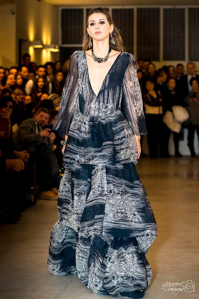 Noell Maggini Stilista #Noellrevolution fashion show 12
