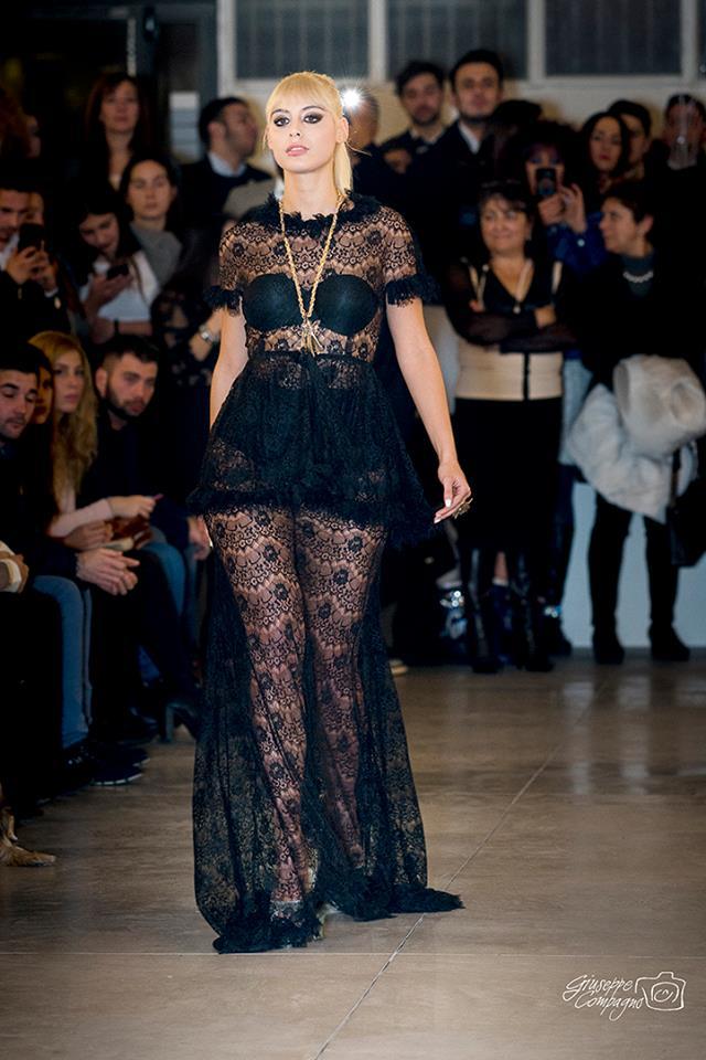 Noell Maggini Stilista #Noellrevolution fashion show 13