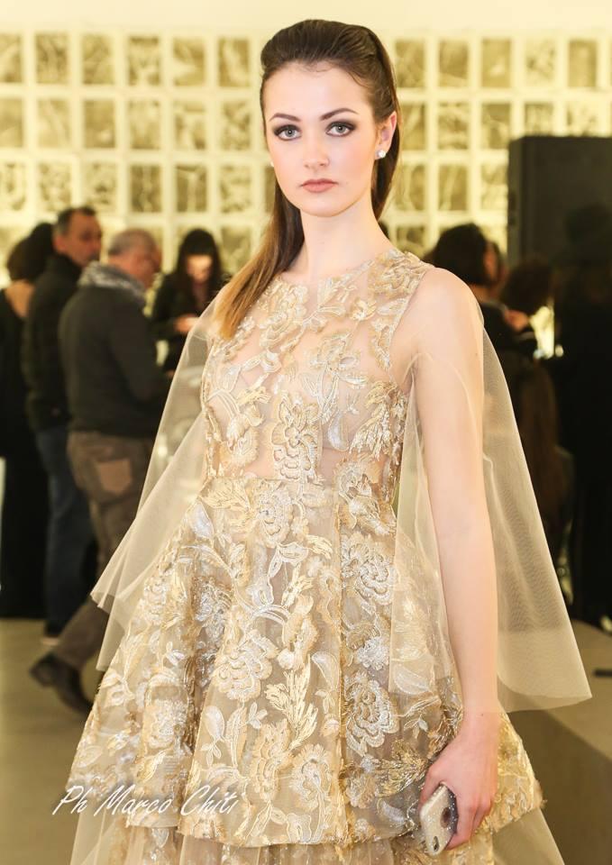 Noell Maggini Stilista #Noellrevolution fashion show 15