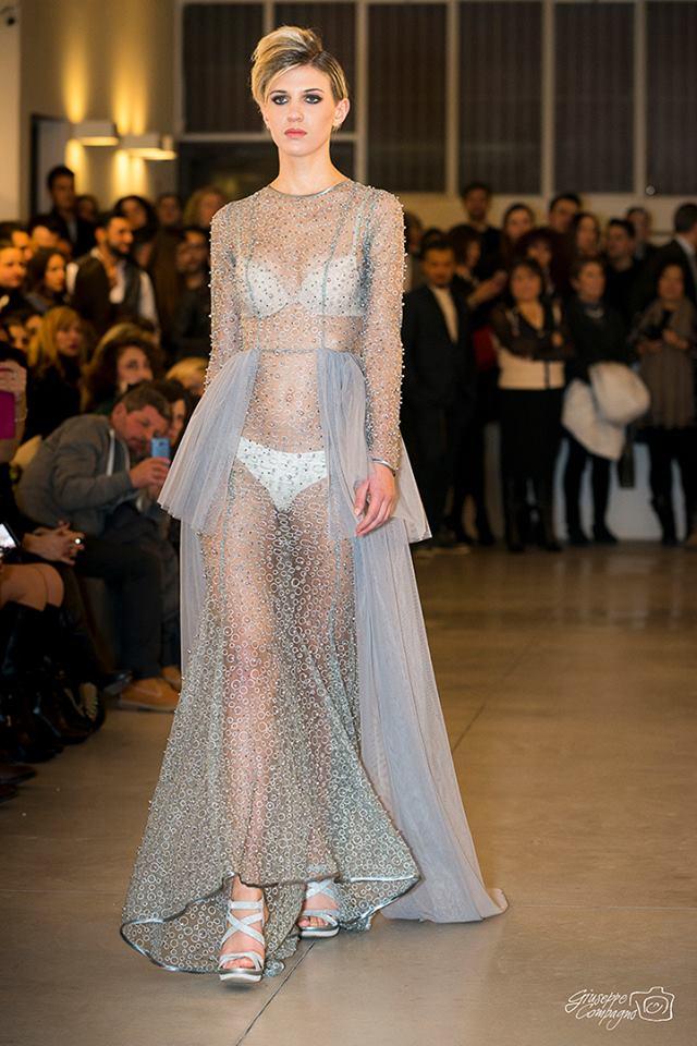 Noell Maggini Stilista #Noellrevolution fashion show 2