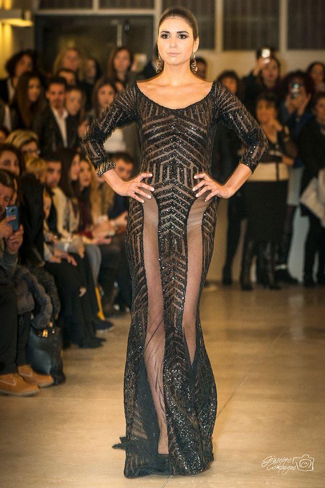 Noell Maggini Stilista #Noellrevolution fashion show 3