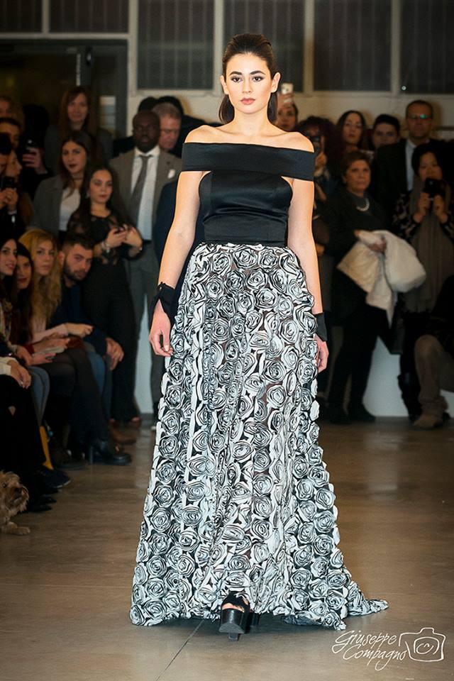 Noell Maggini Stilista #Noellrevolution fashion show 5