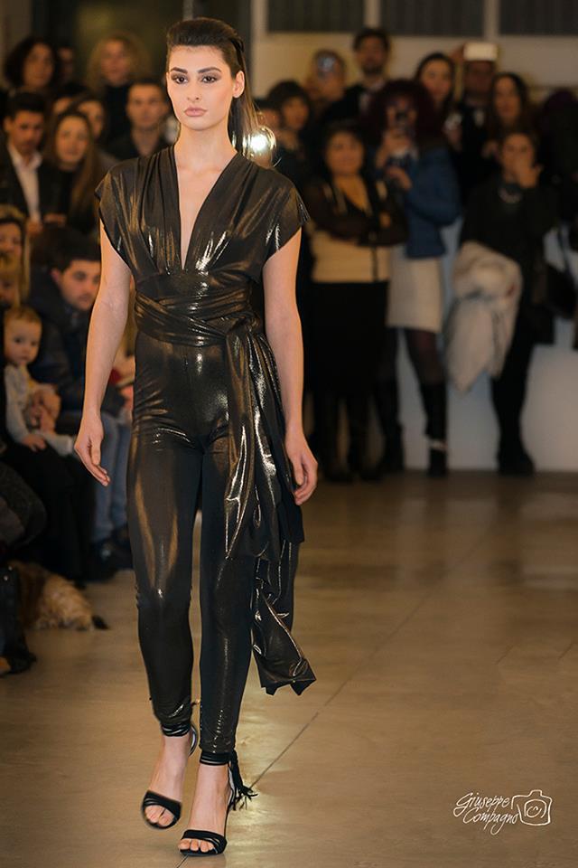 Noell Maggini Stilista #Noellrevolution fashion show 6