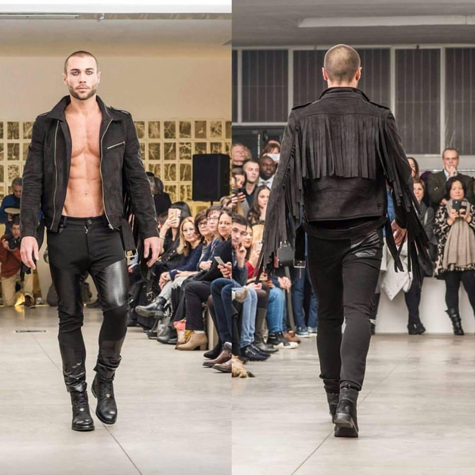 Noell Maggini Stilista #Noellrevolution fashion show 7