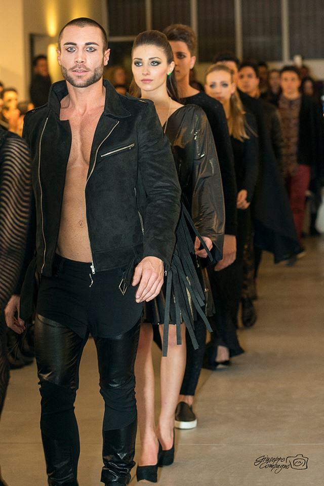 Noell Maggini Stilista #Noellrevolution fashion show 8
