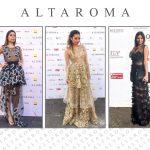 Alta Roma 2017 : i miei stilisti preferiti