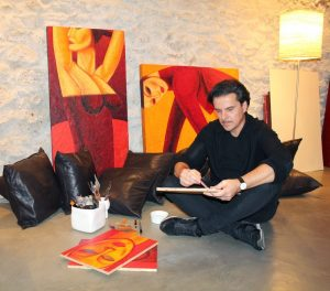 Andrea Pinori: un'artista tutto da scoprire!