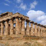 Selinunte tempio dorico meglio conservato