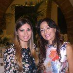 Cristina Licari e Cira Lombardo foto