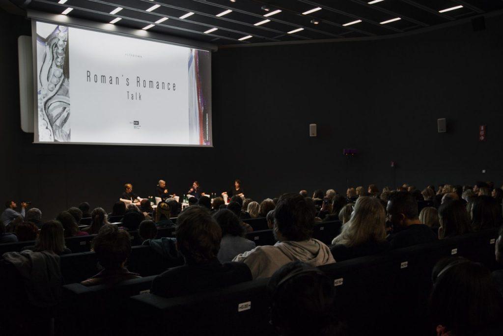 Forum durante AltaRoma