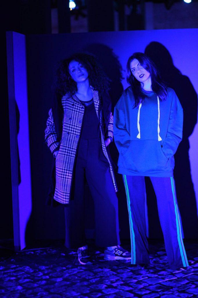 Paola ed Eleonora evento fashion