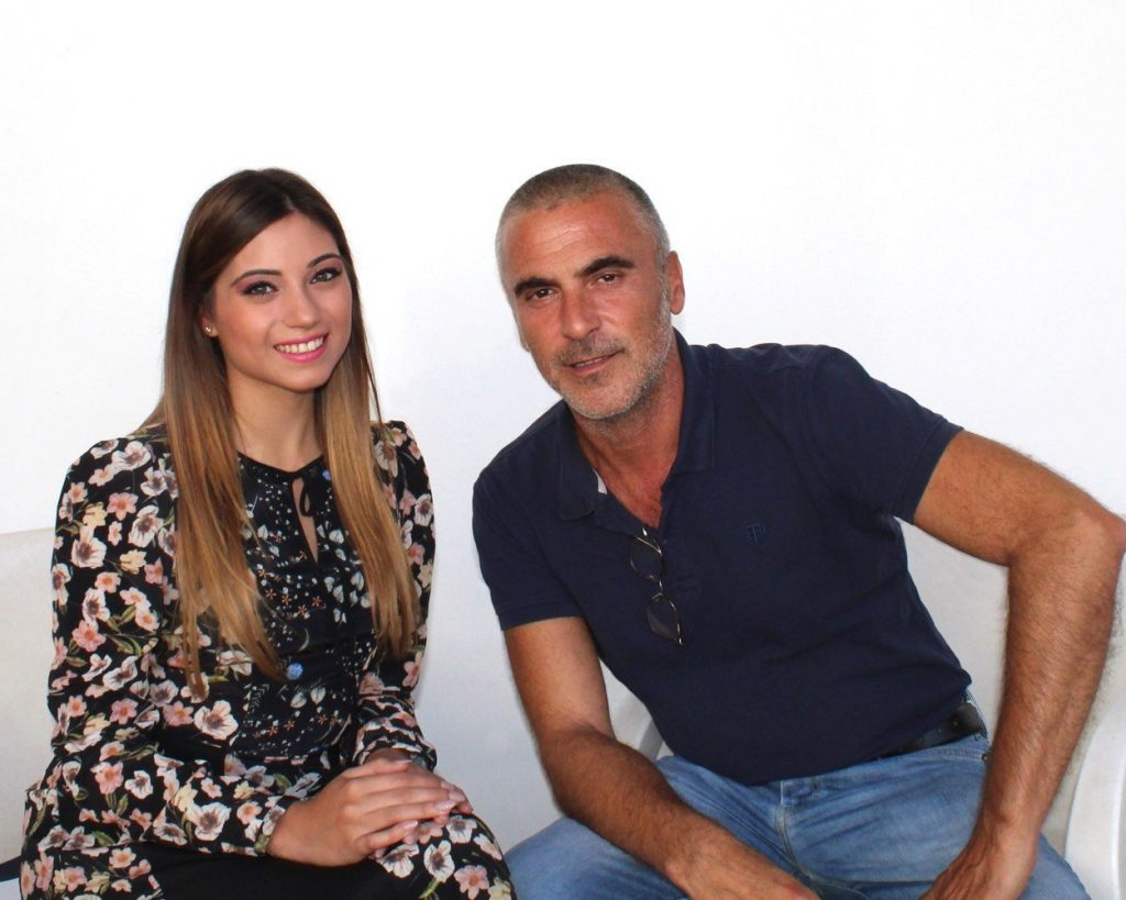 Cristina Licari e Giuseppe Papini intervista