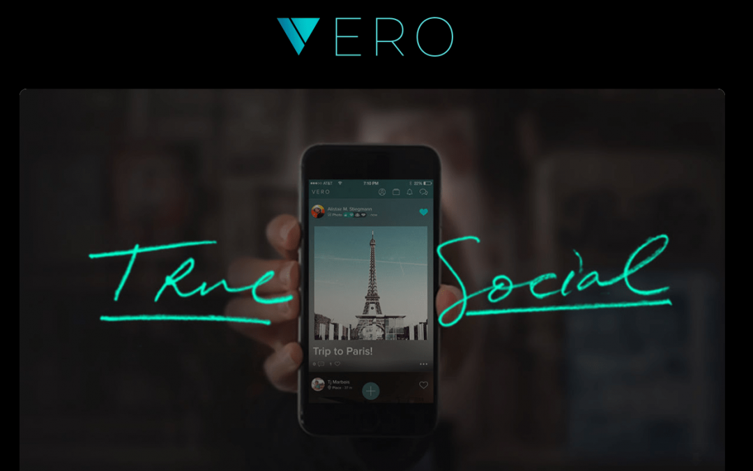 Vero - the true social network